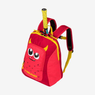 Product detail - Kids Backpack red/yellow