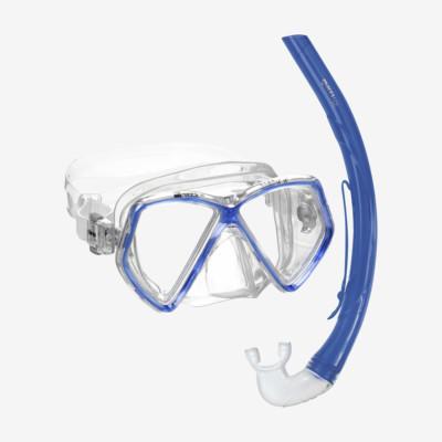 Product detail - Combo Zephir Jr reflex blue / clear