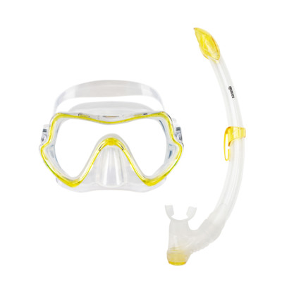 Product detail - Combo Pure Vision reflex yellow / clear