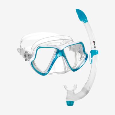 Product detail - Combo Wahoo aqua white/clear