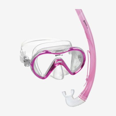 Product detail - Combo Seahorse reflex pink / clear