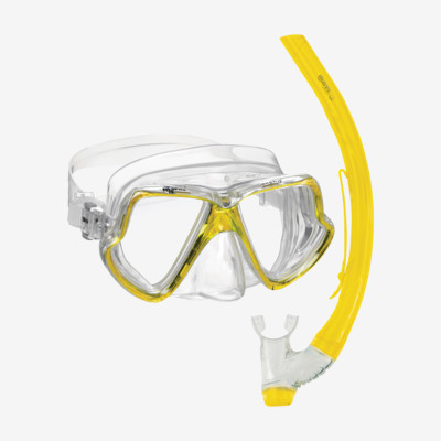 Product detail - Combo Zephir reflex yellow / clear