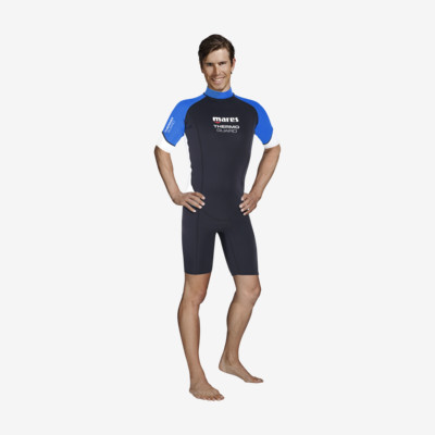 Product detail - Thermo Guard Shorty blue