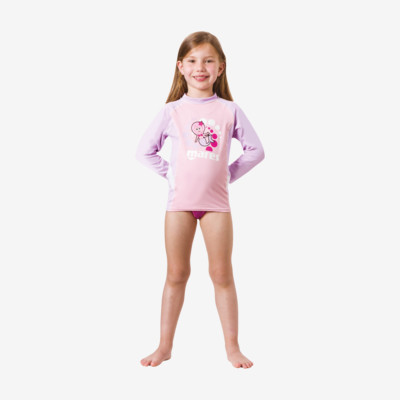 Product detail - Rash Guard Kid - Long Sleeve - Girl