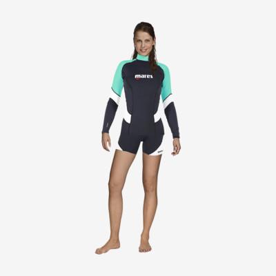 Product detail - Rash Guard Long Sleeve - She Dives