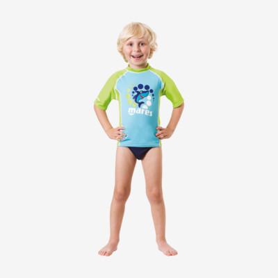 Product detail - Rash Guard Kid - Short Sleeve - Boy