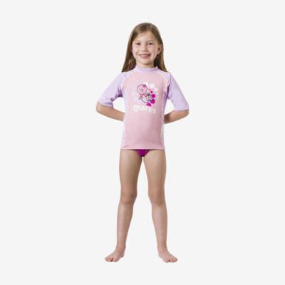 Product detail - Rash Guard Kid - Short Sleeve - Girl