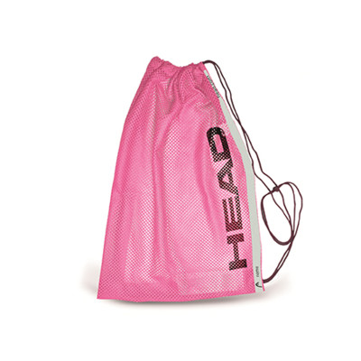 Product detail - TRAINING MESH BAG pink
