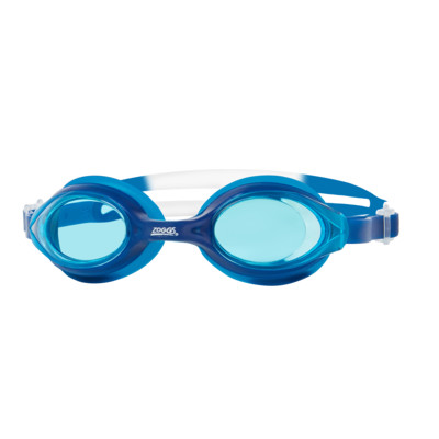 Product detail - Bondi Goggle Navy/White - Tinted Blue Lens
