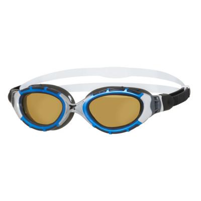 Product detail - Predator Flex Polarised Ultra Reactor Silver/Blue - Reactor Copper Lens