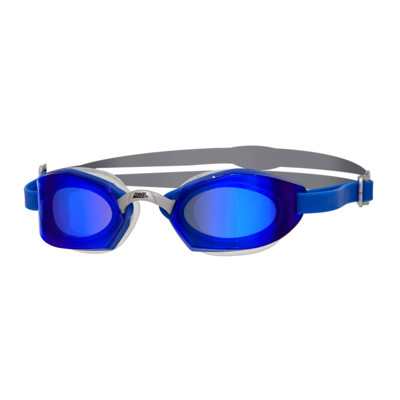 Product detail - Ultima Air Titanium Goggles Blue/Silver - Mirrored Blue Lens