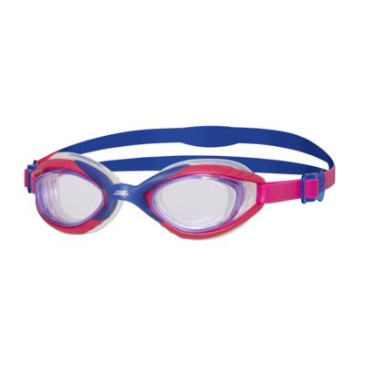Product detail - Sonic Air 2.0 Junior Goggles Blue/Pink - Tinted Purple Lens