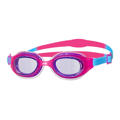 Product detail - Little Sonic Air Goggles Pink/Blue - Tinted Purple Lens