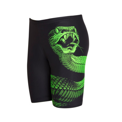 Product detail - Junior Boys Cobra Mid Jammer black/green