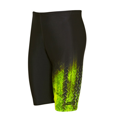 Product detail - Junior Boys Irony Jammer black/green