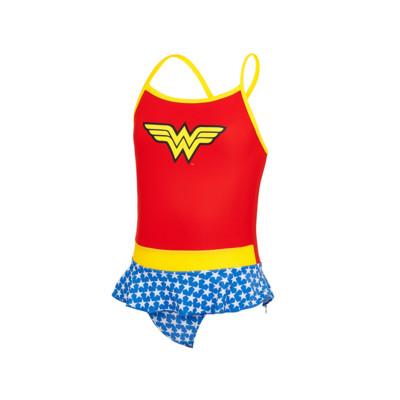 Product detail - Girls Wonder Woman Swimdress