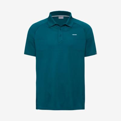 Product detail - PERF Polo Shirt M lagoon
