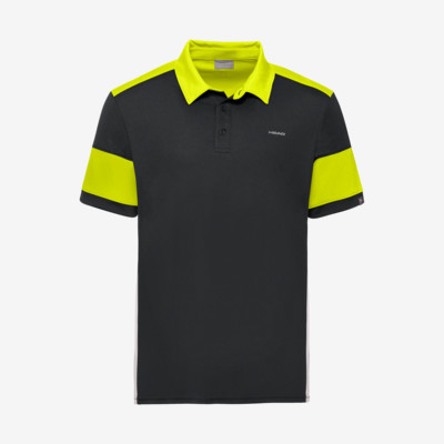 Product detail - ACE Polo Shirt M black/yellow