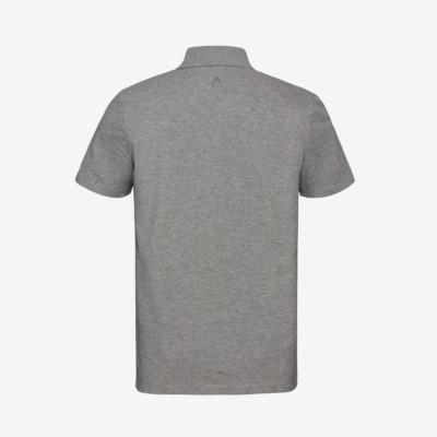 Product detail - HEAD Polo Men grey melange