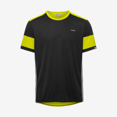 Product detail - VOLLEY T-Shirt M black/yellow