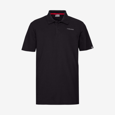 Product detail - CLUB BJÖRN Polo Shirt M black