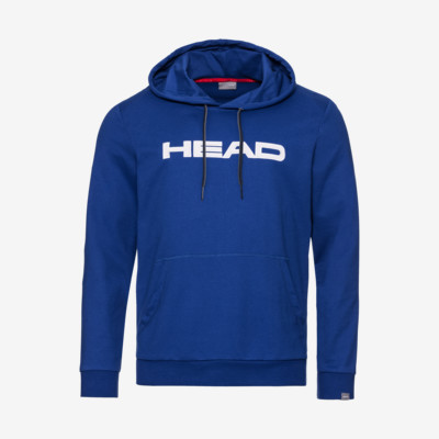 Product detail - CLUB BYRON Hoodie Men royal blue/white