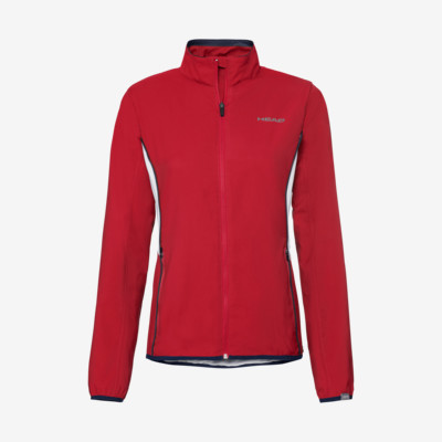 Product detail - CLUB Jacket W red