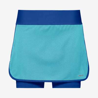 Product detail - SMASH Skort W aqua/royal blue