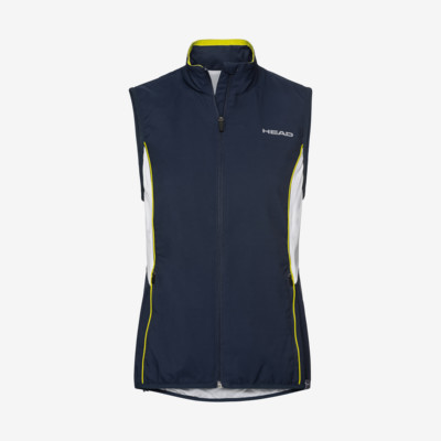 Product detail - CLUB Vest W dark blue