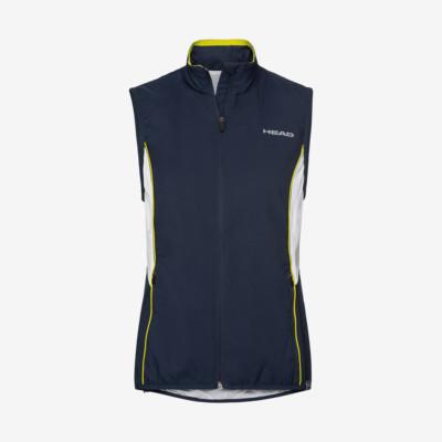Product detail - CLUB Vest W dark blue