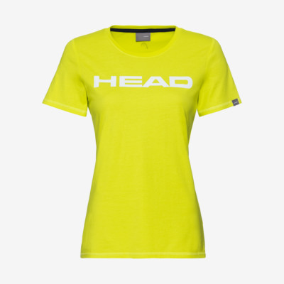 Product detail - CLUB LUCY T-Shirt Women yellow/white