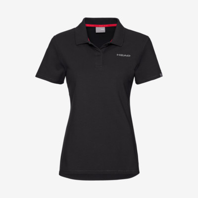 Product detail - CLUB MARY Polo Shirt W black