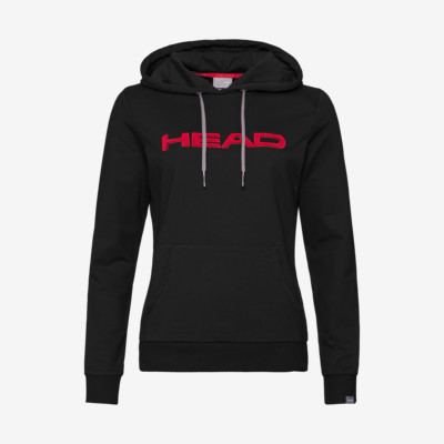 Product detail - CLUB ROSIE Hoodie W black/red