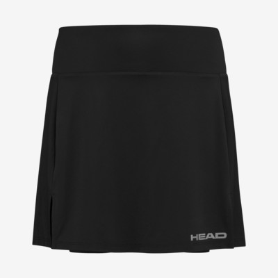Product detail - CLUB Basic Skort long W black