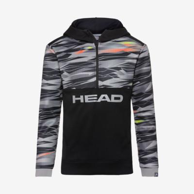 Product detail - SLIDER Hoodie B camo black