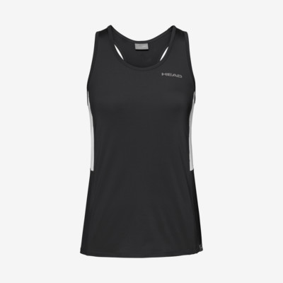 Product detail - CLUB Tank Top G black