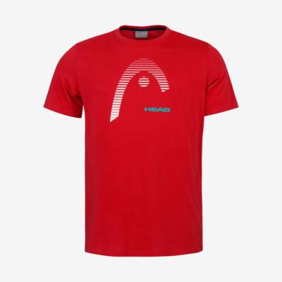 Product detail - CLUB CARL T-Shirt Junior red
