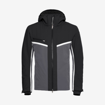 Product detail - INSTINCT Jacket Men anthracite/black