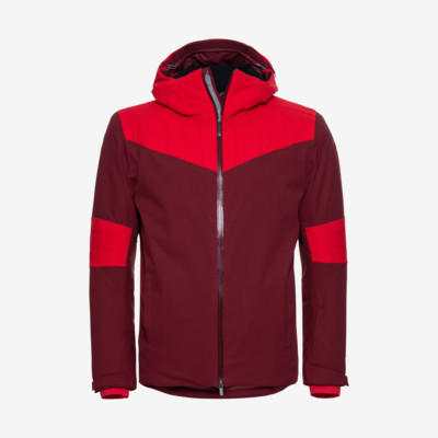Product detail - EXPEDITION Jacket Men burgundy/red