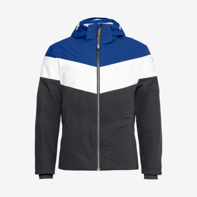 Product detail - POWDER Jacket Men black/royal blue