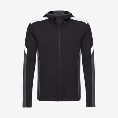 Product detail - LOGAN Midlayer FZ Men black/anthracite
