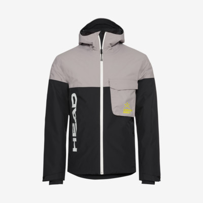 Product detail - RACE NOVA Jacket Men black/anthracite