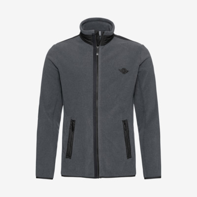 Product detail - REBELS Midlayer FZ Men anthracite