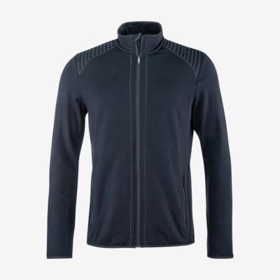 Product detail - JACK Midlayer FZ Men dark blue