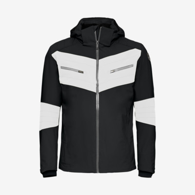Product detail - REBELS Jacket Men black/white
