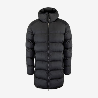Product detail - REBELS STAR Coat Men black