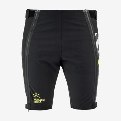 Product detail - RACE Shorts Men black/yellow race