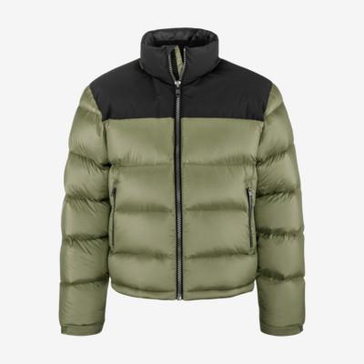 Product detail - REBELS STAR PHASE Jacket Men olive/black