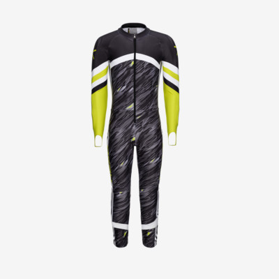 Product detail - RACE Suit Men black/yellow
