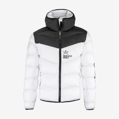 Product detail - REBELS STAR Jacket Men white/black